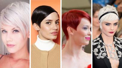 tendance coiffure : les meilleures coupes très courtes pour