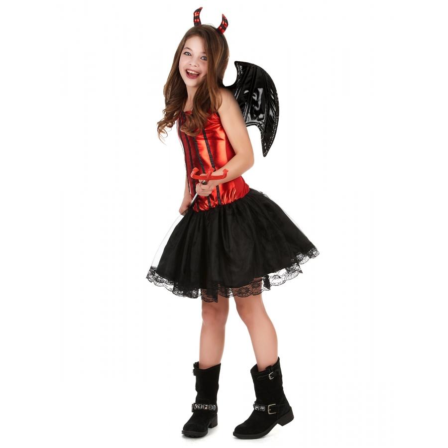 Costume petite diablesse