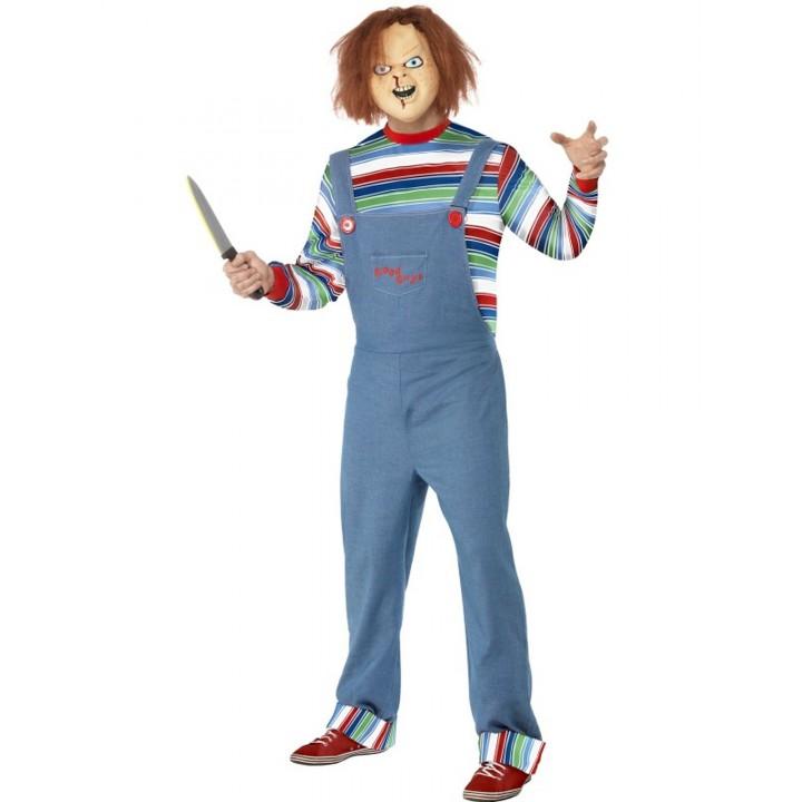 Déguisement Chuky Halloween Homme