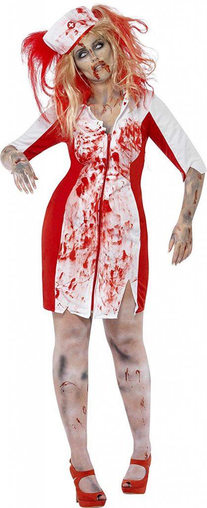 Déguisement infirmière zombie Smiffys