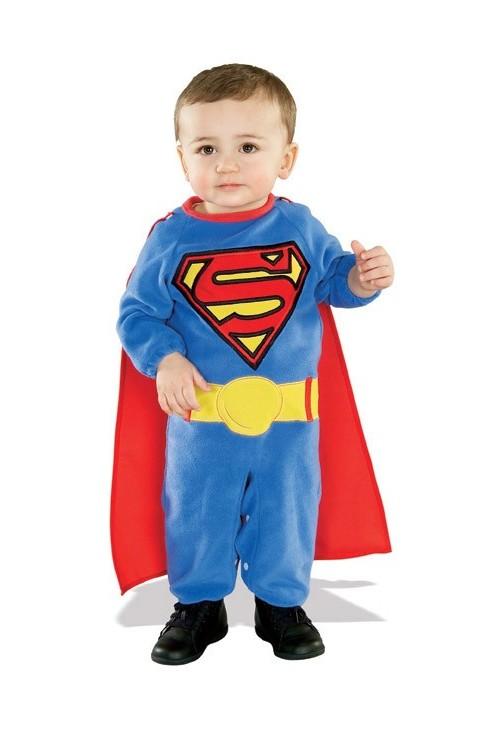 Deguisement Superman bébé