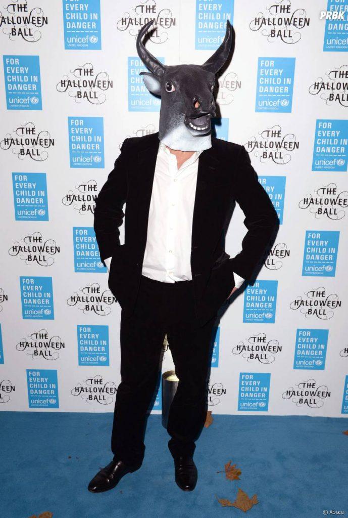 Hugh Grant en taureau