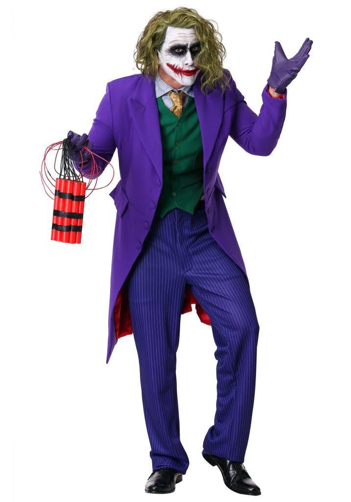 déguisement le joker