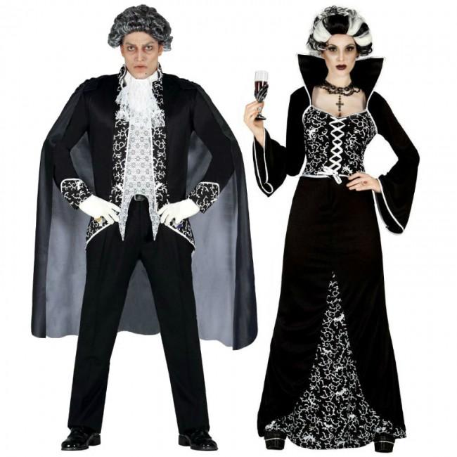 déguisement vampires royaux