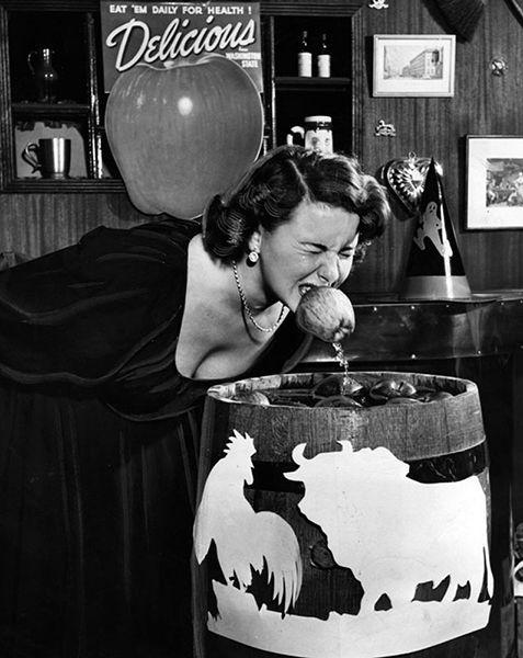fête Halloween a los angeles en 1940