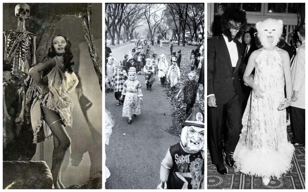 histoire des fêtes d'Halloween