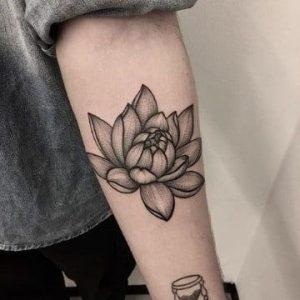 tatouages japonais blanc blanc noir