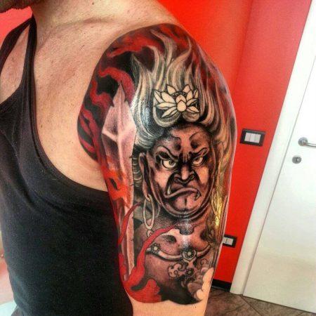myoo tattoo fudo tattoo
