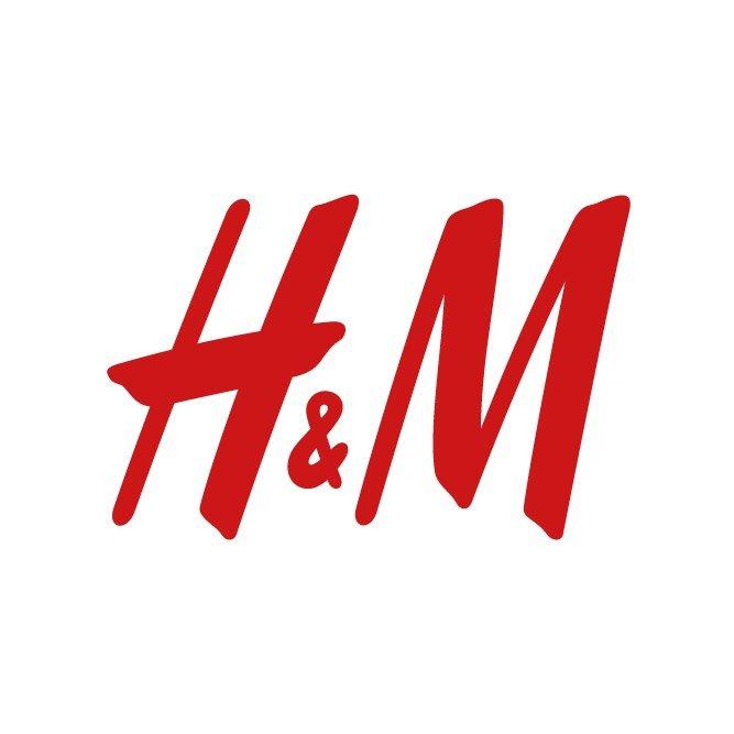 Logo de la marque H&M (Hennes et Mauritz)