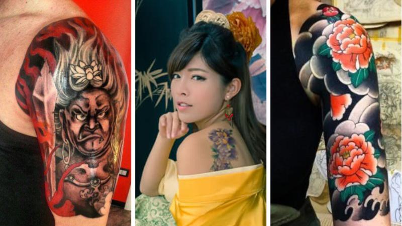 Tendance Tattoo : +107 idées tatouages japonais pour les hommes et les femmes