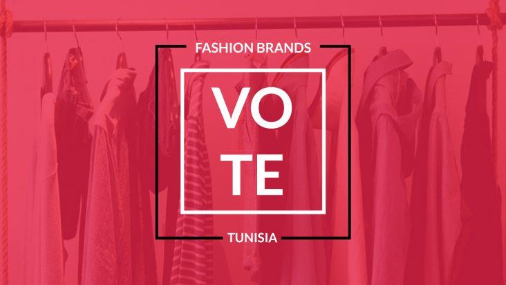 Fashion Brands : Votez pour Votre Meilleure Marque de Mode Tunisie