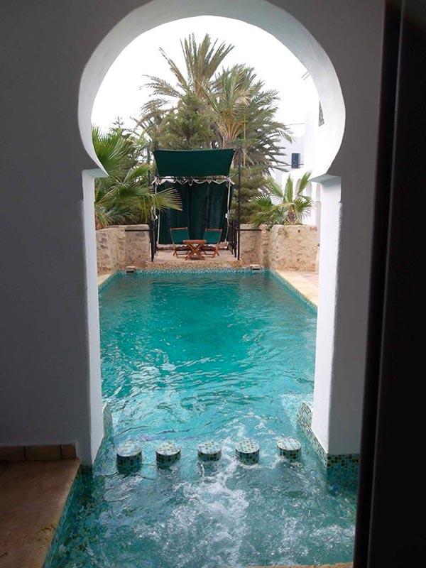 Dar El Aasfour, Maison de l'oiseau
