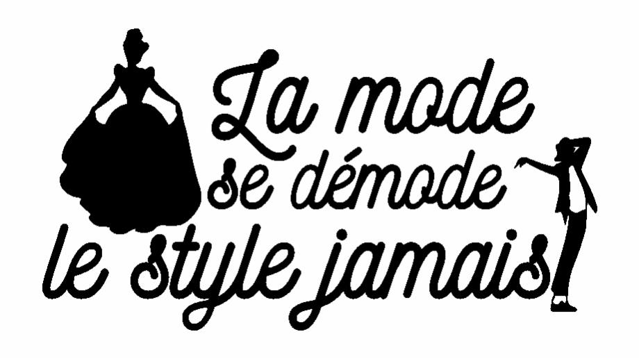 La mode se démode le style jamais