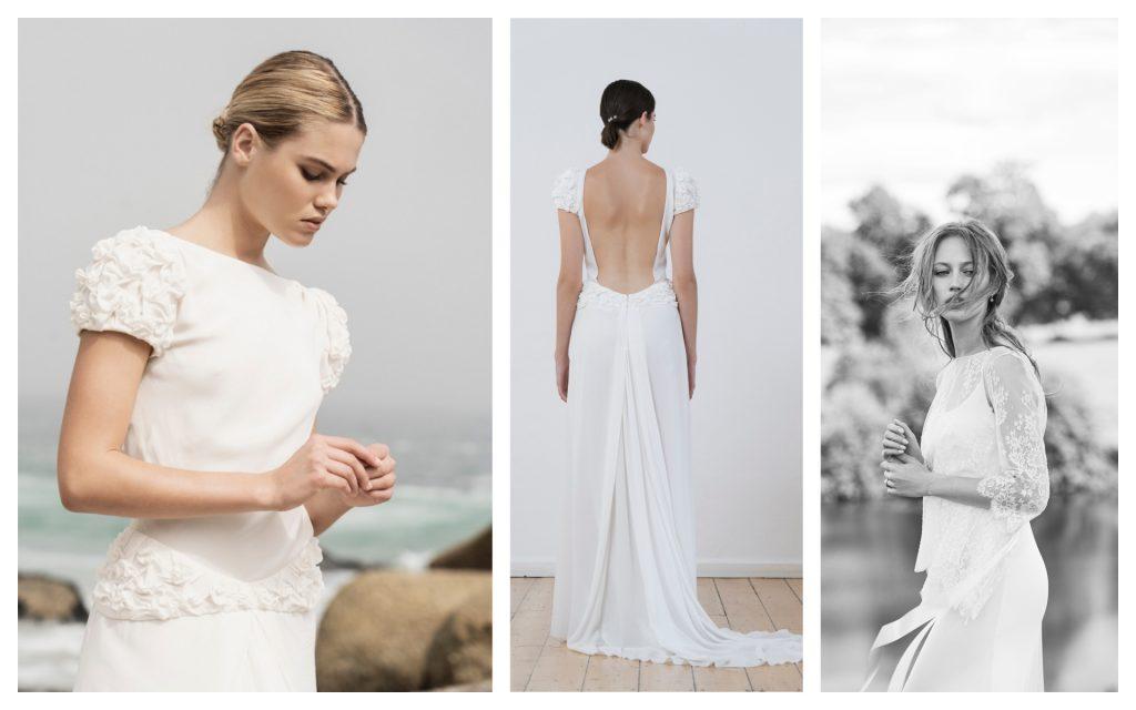 Delphine Manivet : Tendances robes de mariée 2020