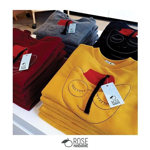 Made in Tunisia Sweatshirts classiques