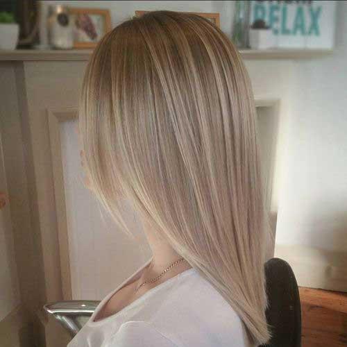 Couches de blond moyen naturel