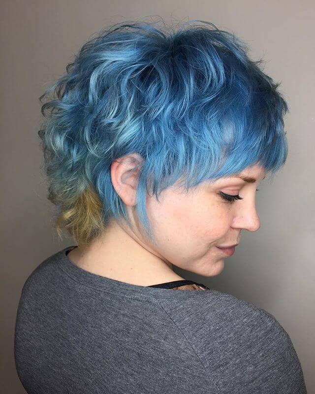 Le bleu est le nouveau sexy