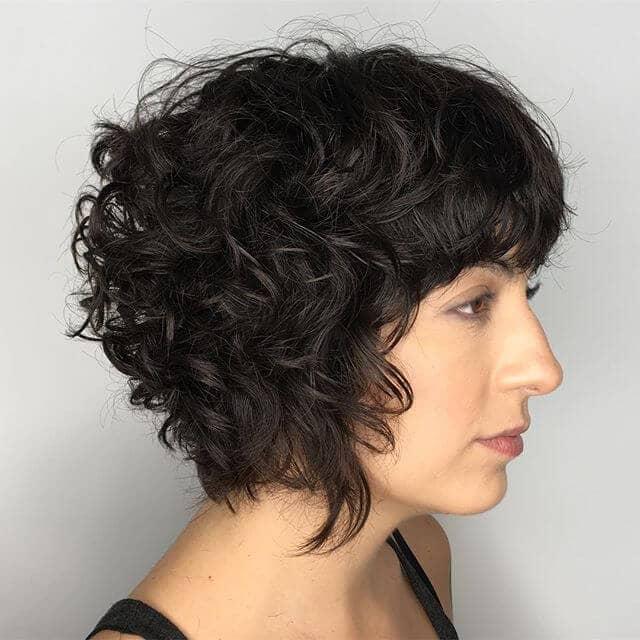 Rare chevelure céleste exotique