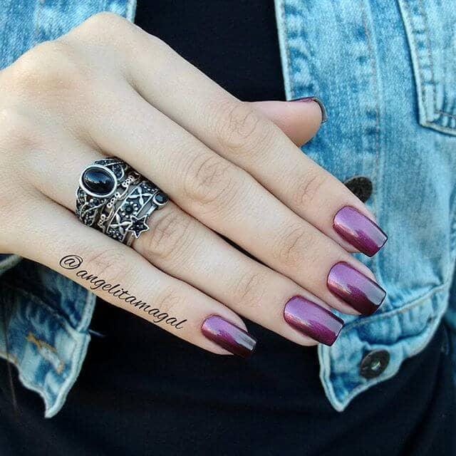 Un design d'ongles subtilement séduisant et sexy