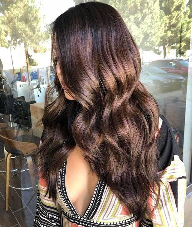Show Stopping, Voluminous Long Curls