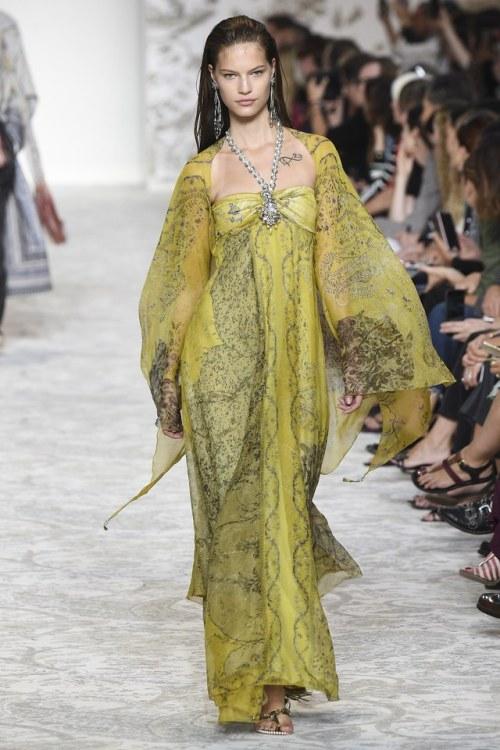 Caftan tendance printemps - Etro Haute couture