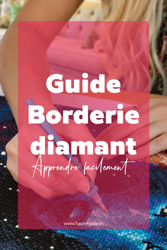 Guide : Borderie diamant, c'est quoi ?
