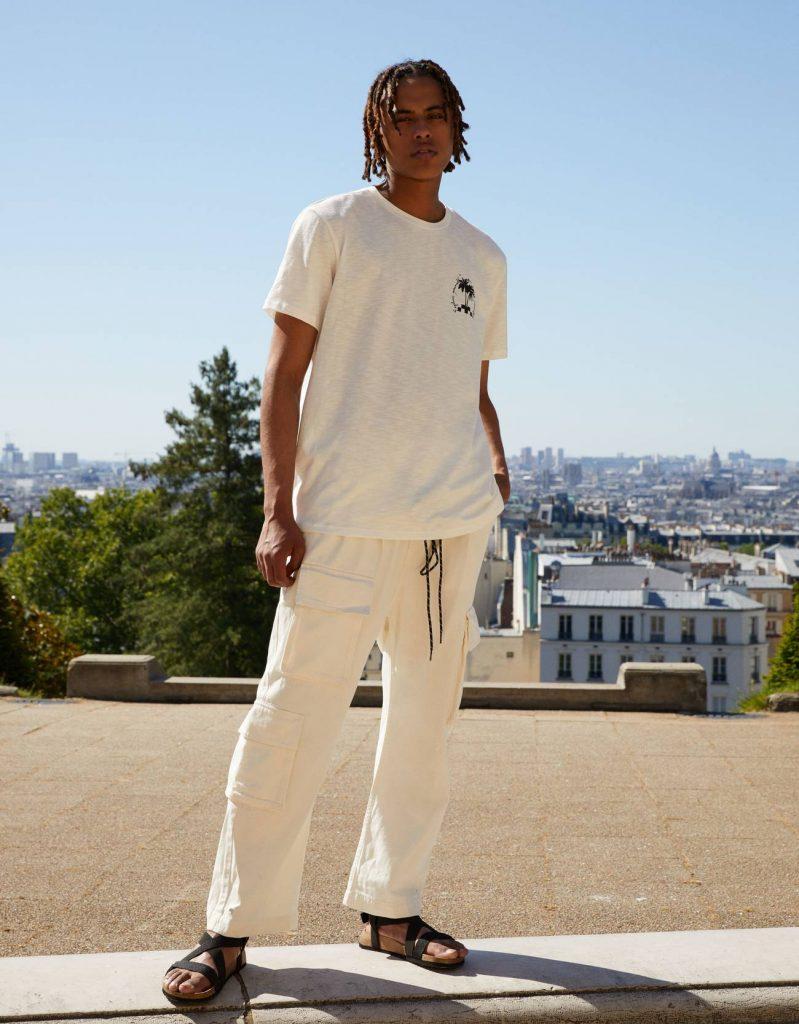 Catalogue Hommes : Pantalons cargo
