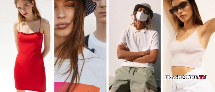 Bershka Tunisie 2020 : Le guide de la Nouvelle Collection Mode