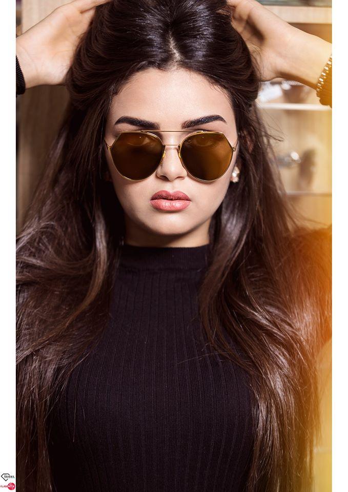 compagnie publicité lunettes Fendi