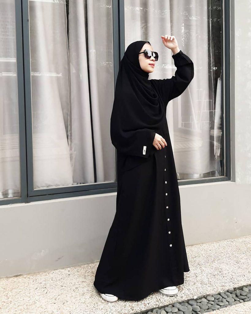 Modele Jilbab tendance de la saison 2020-2021