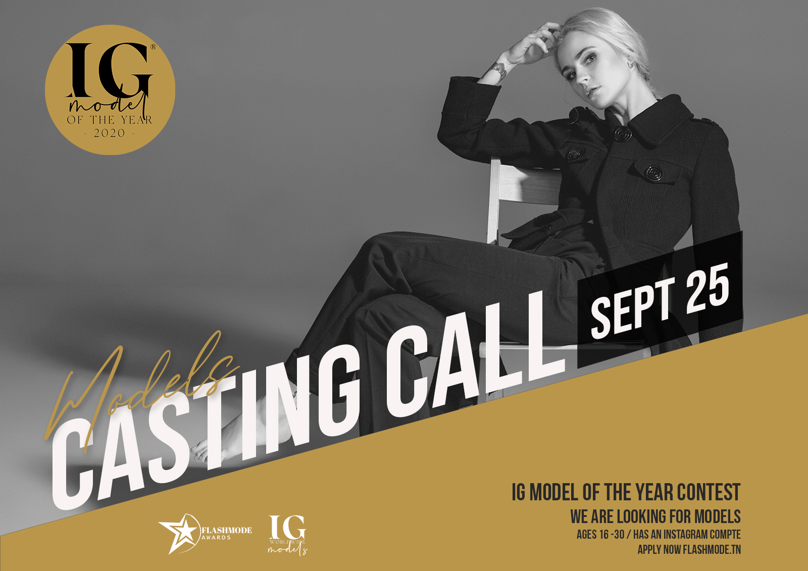Casting : IG Model of the Year Tunisia (Mannequins, Modeles & Influenceurs)