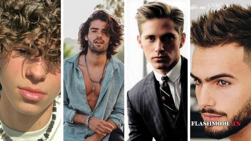 50 Meilleures coupes de cheveux homme tendance 2020/2021 en photos