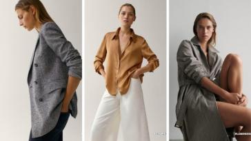 Tendance Mode : Catalogue Massimo Dutti pour femmes (2020/2021)