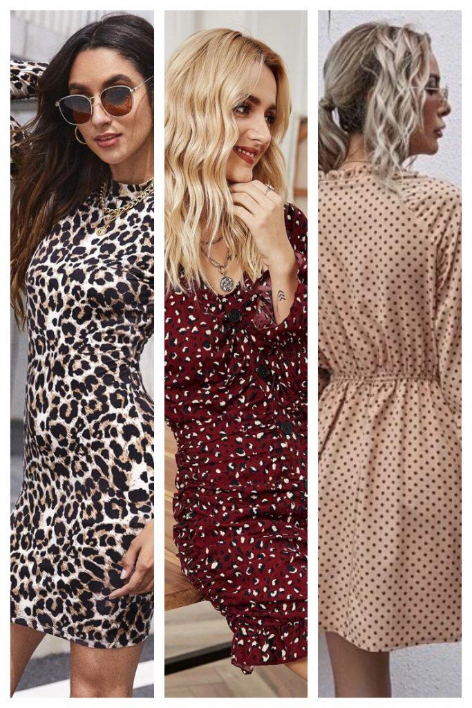 quelle robe Shein de soirée de la marque Shein choisir pour Noël, le Nouvel An ou encore la nouvelle saison 2021