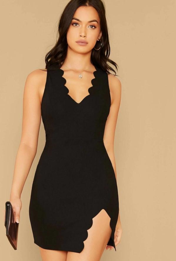 robe soirée courte