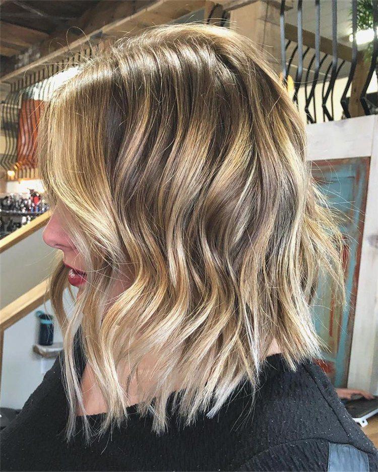 Coloration Cheveux Technique : Effet Ombre