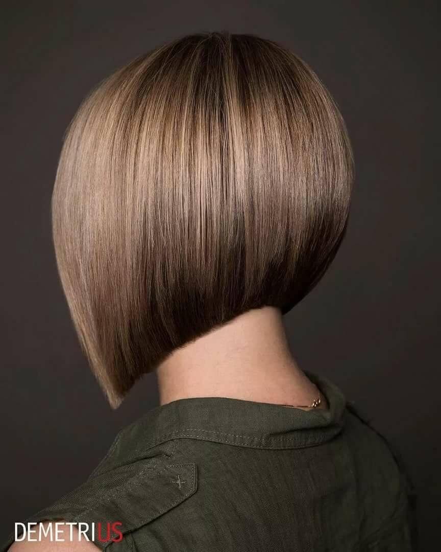 coiffure courte pour les femmes tendance Coupe Bob pour Femme