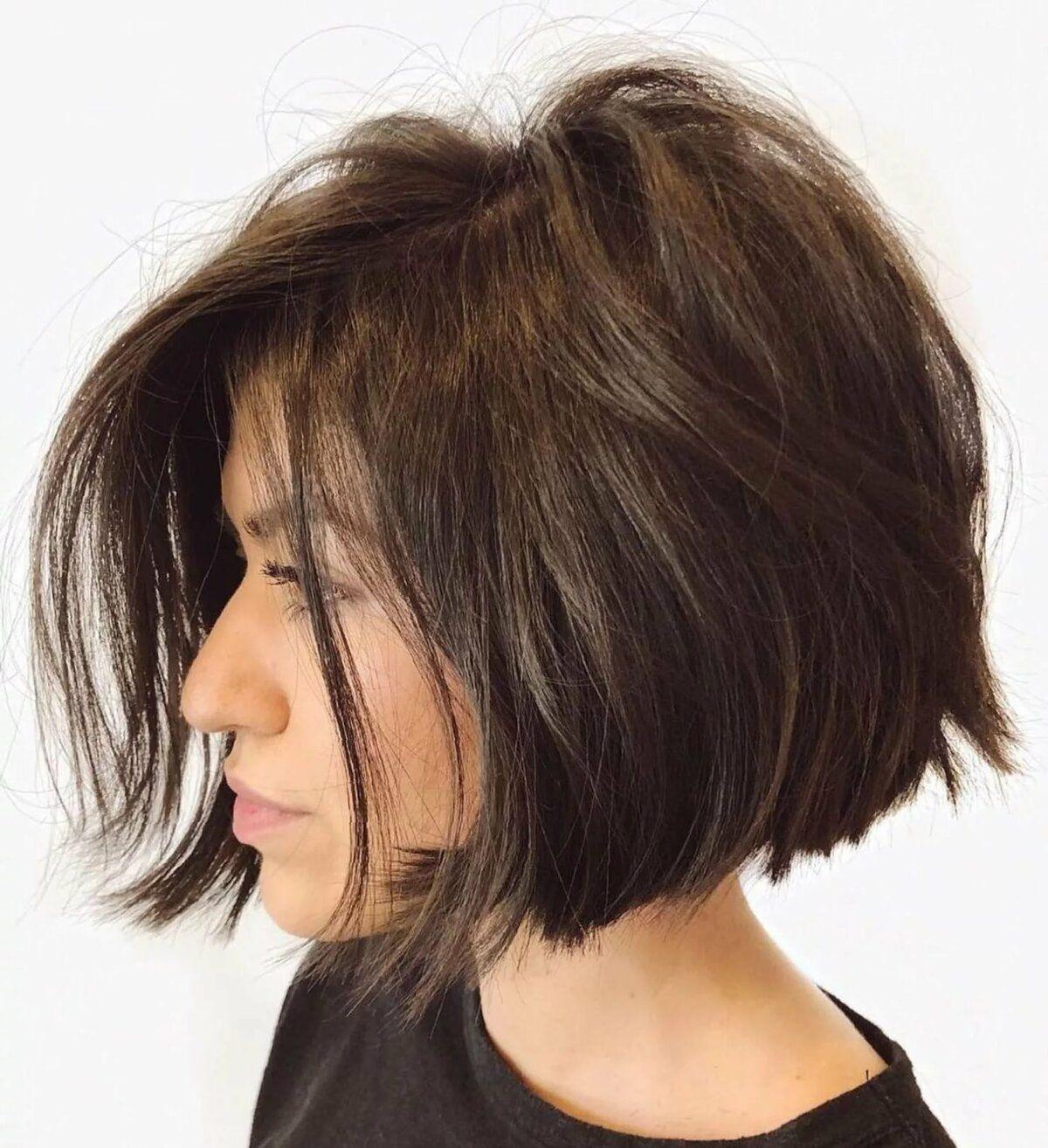 Bob coiffure courte pour les femmes 2020 2021