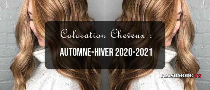 Coloration Cheveux : Les 100 couleurs tendance automne-hiver 2020-2021