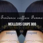 Tendance Coiffure 2021 100 Meilleurs Coupe Bob pour Femme