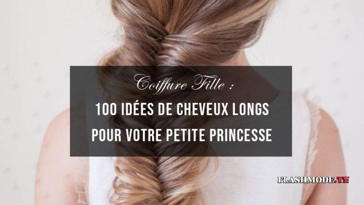 55idées de cheveux longs pour votre petite princesse en photos