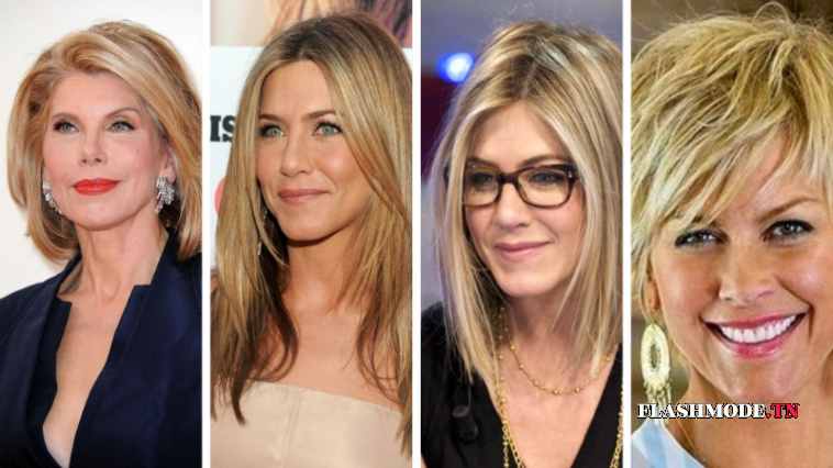 Tendance Coiffure : 27 Meilleures coupes de cheveux pour femme 50 ans