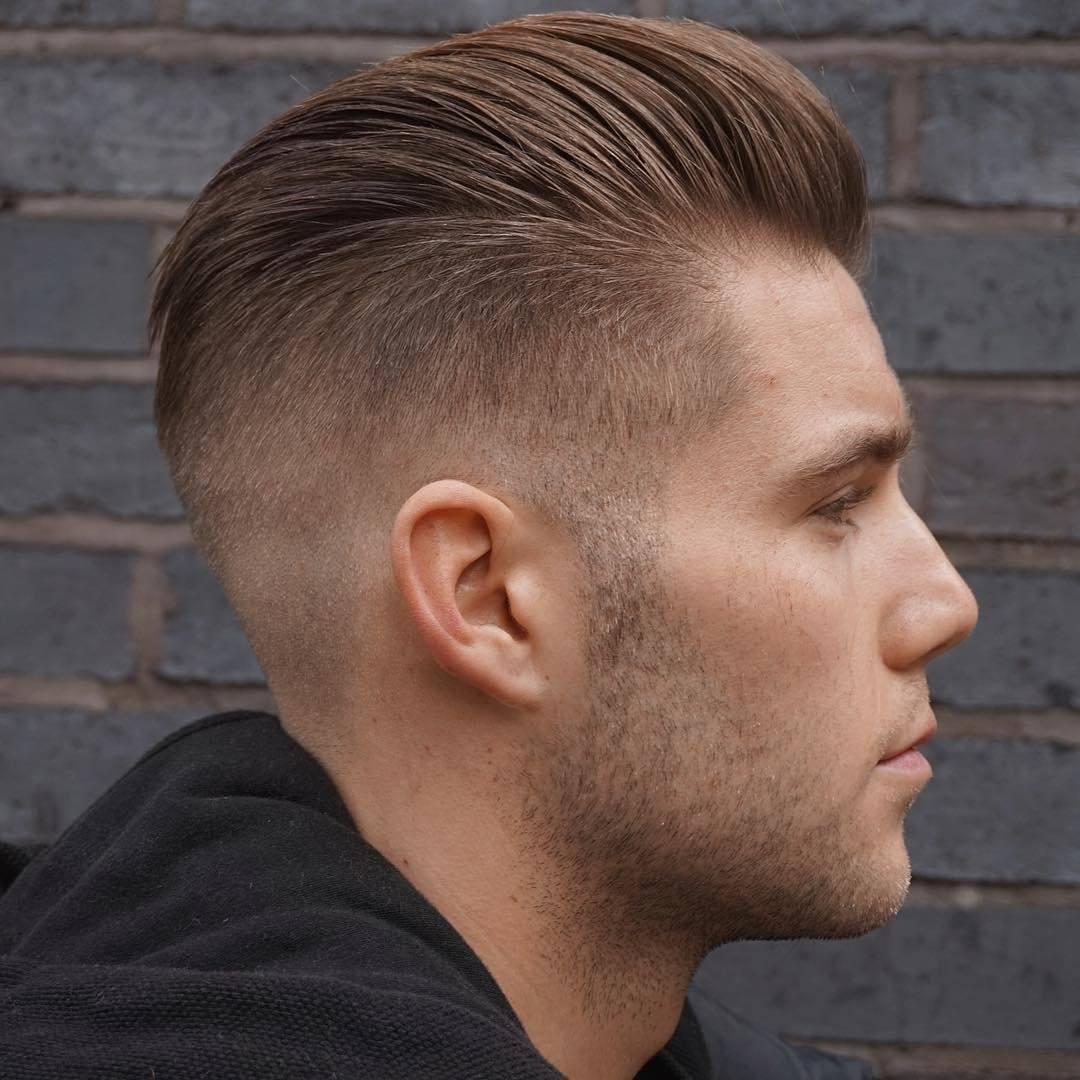 coiffures pour hommes 2021