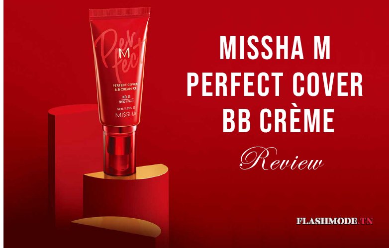 Missha M Perfect Cover BB crème Review