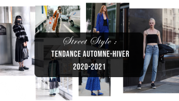 street Style Tendance Automne-hiver 2020-2021 100 photos