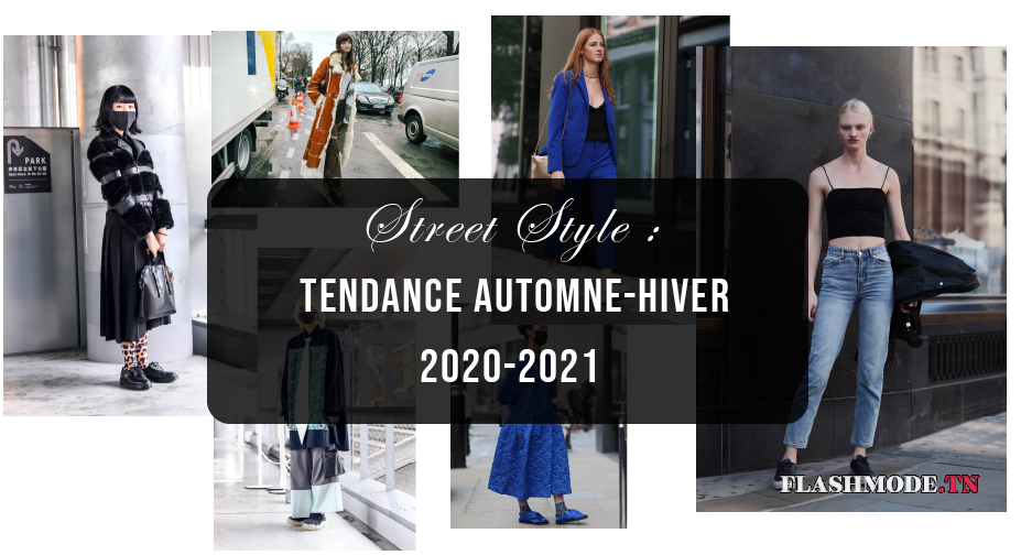street Style Tendance Automne-hiver 2020-2021 100 photos