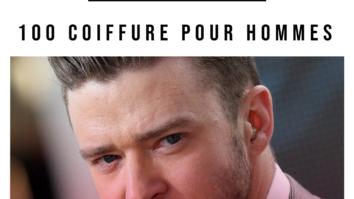 coiffure hommes
