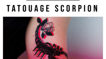 Guide tatouage de scorpion