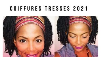 coiffures tresses 2021
