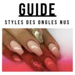 guide de style de design des ongles nus